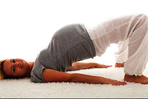 Senam kegel saat hamil dapat membantu Anda ketika mempersiapkan ...